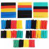 Heat Shrink Tubing Insulation Electrical Shrinkable Tube Sleeve Cable 328pcs - MULTI-A