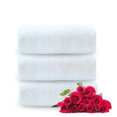 NUANBOSHI Pure Cotton Wrap Bath Extra Large Thick Towel