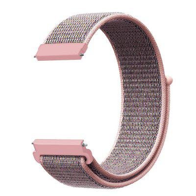Woven Nylon Loop Wristband Strap for Samsung Galaxy Watch Active