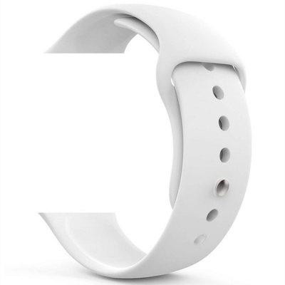 Siliconen horlogeband voor Apple Watch Series 4 3 2 1 38MM / 40MM