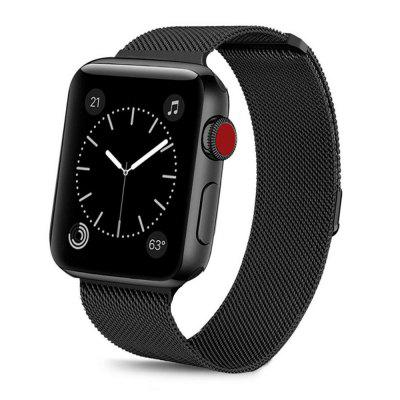 Milanese Loop Wristband Strap dla Apple Watch Series 4/3/2/1 42MM / 44MM
