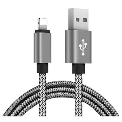 Cable de cargador USB de datos de 1M para iPhone