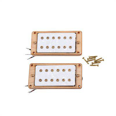 Humbucker Wood Pickup do Epiphone Guitar Part