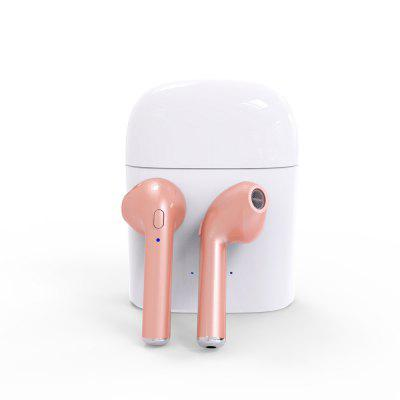 Bluetooth Headset Stereo Hudba pre iPhone X