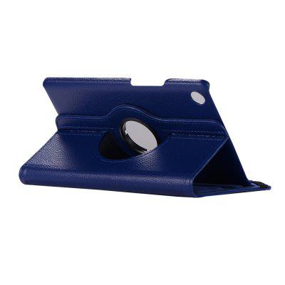 PU Leather Rotating Stand Tablet Cover for Huawei M5 8.4inch