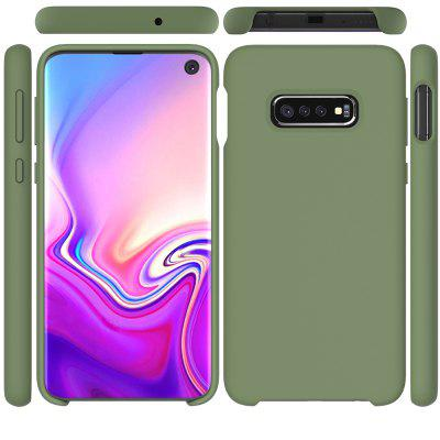 Liquid Silicone Protective Phone Case for Samsung S10