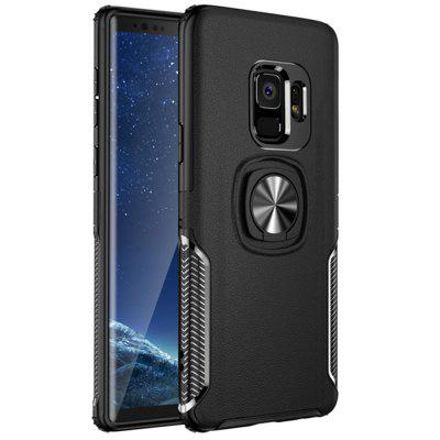 Shockproof Magnetic Rotating Ring Phone Case for Samsung Galaxy S9