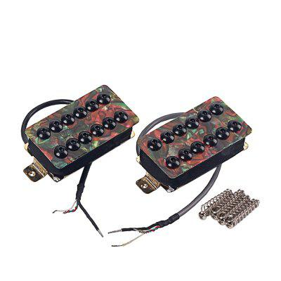 Guitar Pickups Magneten Electric Double Coil 2PCS