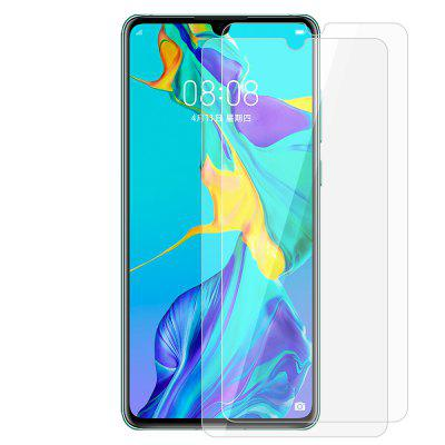 JOFLO 9H Tempered Glass Screen Protector Film for Huawei P30 2pcs