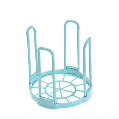 Kitchen Plastic Storage Bowl Rack Storage Rack