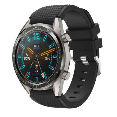 Siliconen horlogeband Polsband voor Huawei Watch GT / Honor Magic / Watch 2 Pro