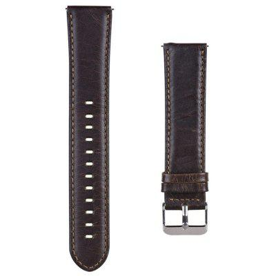 Leather Watch Band Wrist Strap for Xiaomi AMAZFIT Bip Youth