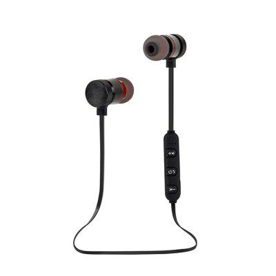 Wireless Bluetooth Headset Stereo Microphone Music for iPhone