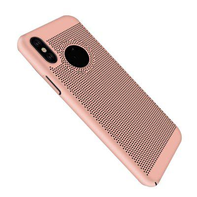 Ultra-sottile antiurto La custodia termica per cellulare Full Protection per iPhone X