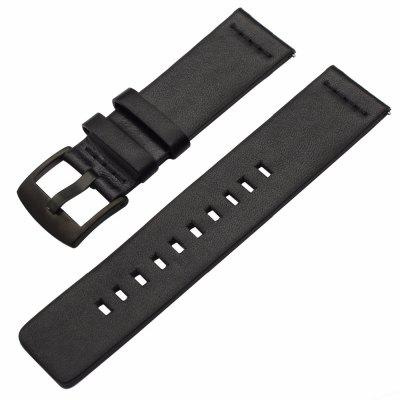 Genuine Leather Watch Band Wrist Strap for Xiaomi / Huami AMAZFIT Bip Youth