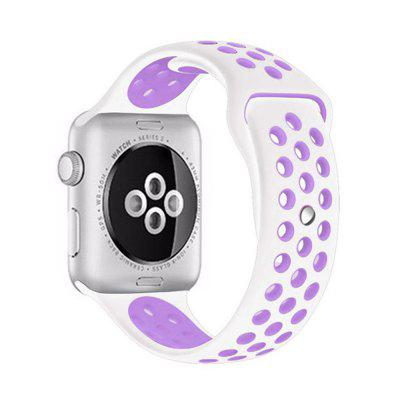 Pulseira Esportiva de Silicone para Apple Watch Series 4 / 3 / 2 / 1 38MM / 40MM
