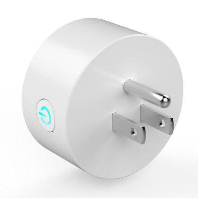 Smart Socket Control remoto Tablero de energía Interruptor temporizador Inalámbrico Wifi EE.