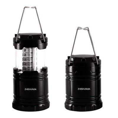 ZHISHUNJIA 30LED Super Bright Camping Lamp for Outdoor