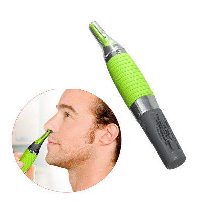 Electric Ear Nose Neck Eyebrow Trimmer Implement Hair Removal Shaver Clipper