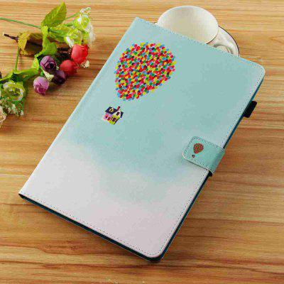 Balloon House Painted Tablet Leather Case for iPad Mini 1/2/3/4/5