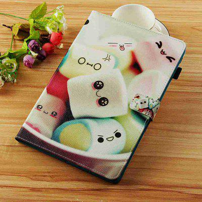 Towel Painted Tablet Leather Case for iPad New Air(2019) / iPad Pro 10.5