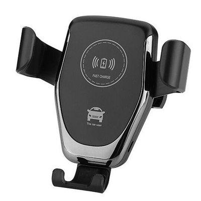 10W Wireless Car Charger Air Vent Mount Phone Holder