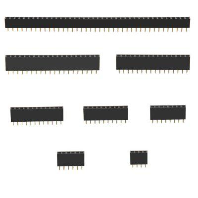 4Pin --40Pin 2.54mm Femmina Connettori a ponticello per connettori per DIY Arduino 10Pcs