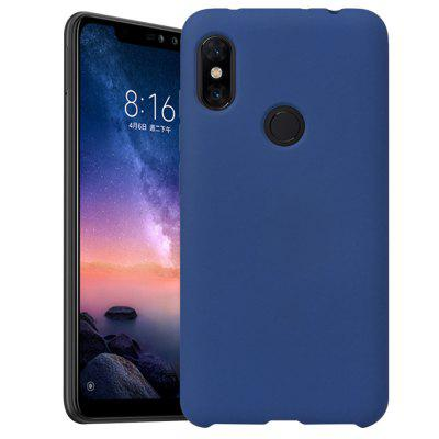Liquid Silicone Phone Case for Xiaomi Redmi Note 6/ Note 6 Pro