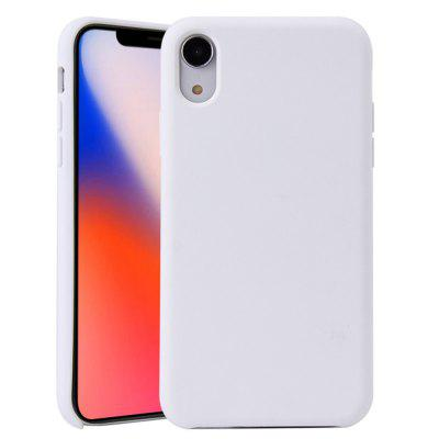 Liquid Silicone Phone Case for iPhone X/XS
