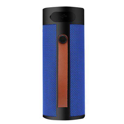Portable Bluetooth Speaker Outdoor Sports Cycling Radio Cylindrical Subwoofer
