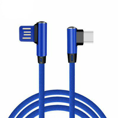 USB Cable Type - C Interface Fast Charger Cables Mobile Phone Charging Cord