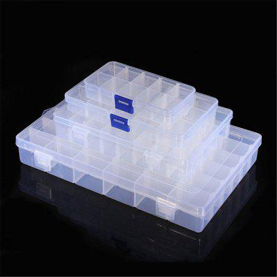 10 15 24 36 Value Electronic Components Storage Assortment Box