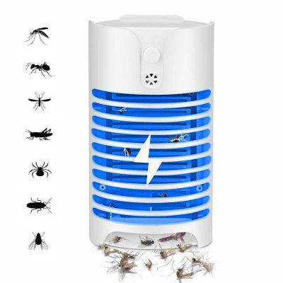 Intelligent Light Control Electric Shock Type Mosquito Killer
