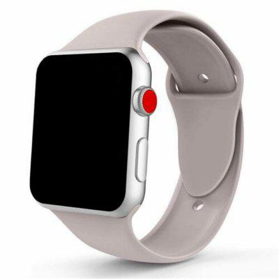 Silicone Sport Band Strap for Apple Watch iWatch Series 4 3 2 1 38/40mm 42/44mm