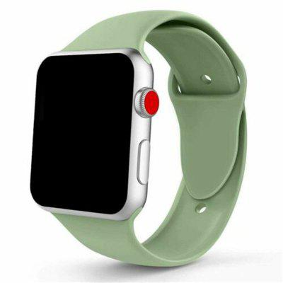Correa de silicona deportiva para Apple Watch iWatch Series 4 3 2 1 38 / 40mm 42 / 44mm