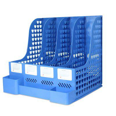 Office Home Desk Storage Box Pen Holder Universal Office Stationery File Tray