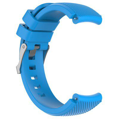 Solid Color Silicone Wristband for AMAZFIT Smartwatch/Smartwatch 2