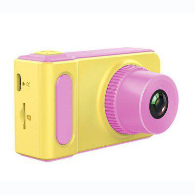 Cute Cartoon Mini Digital Camera Toy for Children Birthday Gift