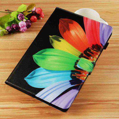 Sunflower Painted Tablet Leather Case for iPad New Air(2019)/iPad Pro 10.5