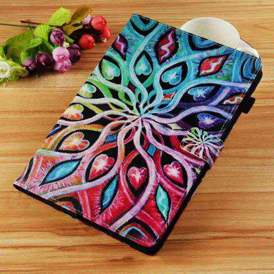 Spread Flower Painted Tablet Leather Case for iPad New Air(2019)/iPad Pro 10.5