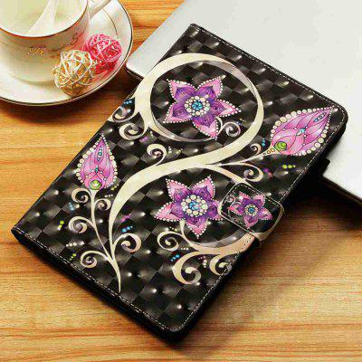 Peacock Flower 3D Painted Tablet Case for iPad New Air(2019)/iPad Pro 10.5