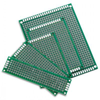 Double Sided PCB Board  Kit for DIY Soldering Arduino(5Pcs)