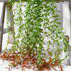 Simulation Green Strip Hanging Plant Home Decoration Pendant - GREEN ONION