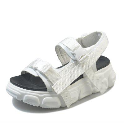 Thick Bottom Comfortable Female Sandals Summer 9003 (Gearbest) Nashville Classifieds new