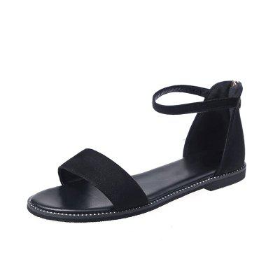 Flat Bottom Zipper Female Sandals 1987 (Gearbest) Greensboro Prices for the announcement