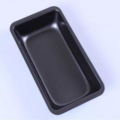 Mould Baking Pan for Rectangular Cake Without Staining Pizza Pan and Mousse Pan