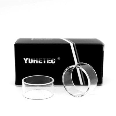 YUHETEC New Atomizer Replacement Glass Tank for Unity RTA 3.5ML 2PCS
