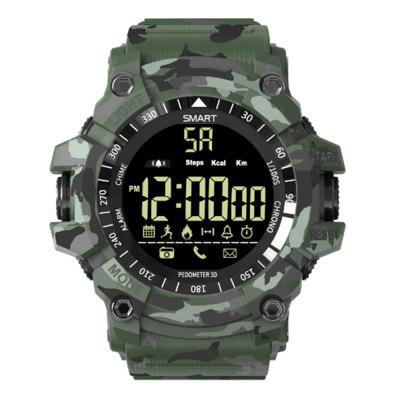 Outdoor Camo Waterproof Smart Watch