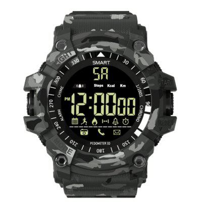 În aer liber Camo Waterproof Smart Watch