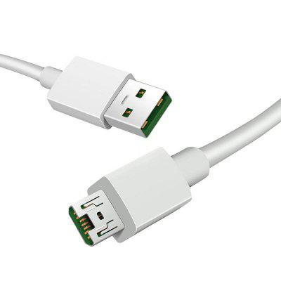 Minismile 5A 30CM SuperVOOC Fast Charging Micro USB 7 Pin Charge Sync Cable
